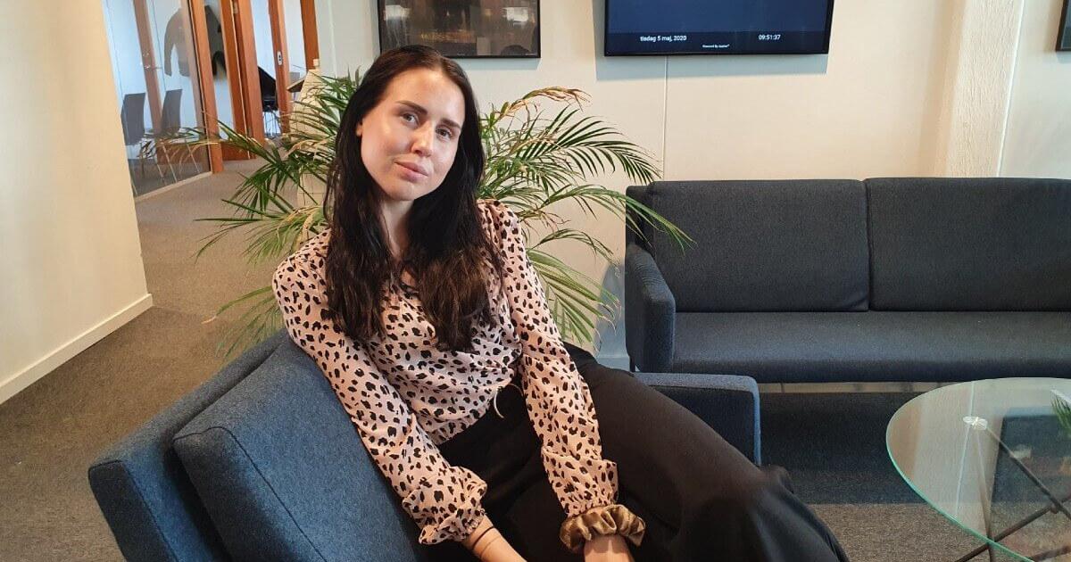 Stina Johansson praktiserar på Digitalpartner