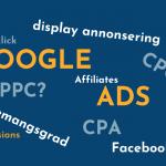 25 viktiga begrepp inom annonsering